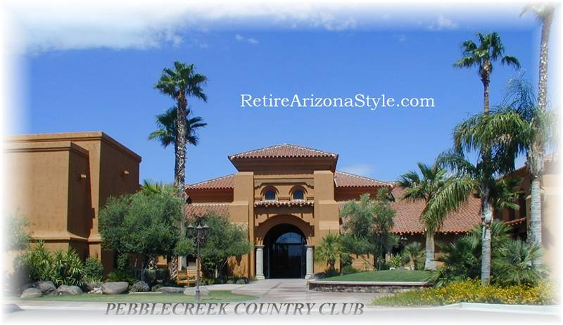 PebbleCreek retirement community, PebbleCreek in Goodyear Arizona,PebbleCreek gated golf course resort style retirement community, Sharon Mason 623-810-9988